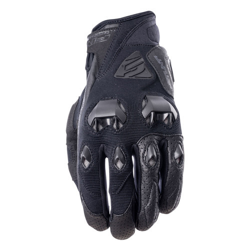 Five Stunt Evo Adult Gloves Black/Black