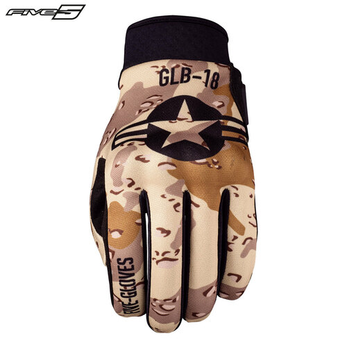 Five Globe Replica Adult Gloves Military Sand