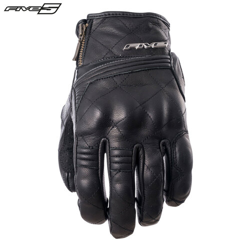 Five Sport City Womens Adult Gloves Black