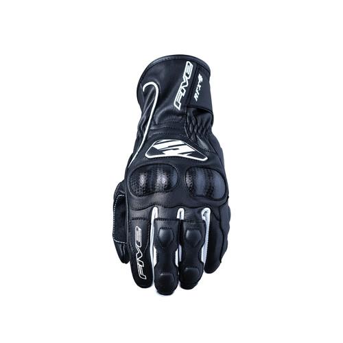 Five RFX4 Replica Adult Gloves Black/White