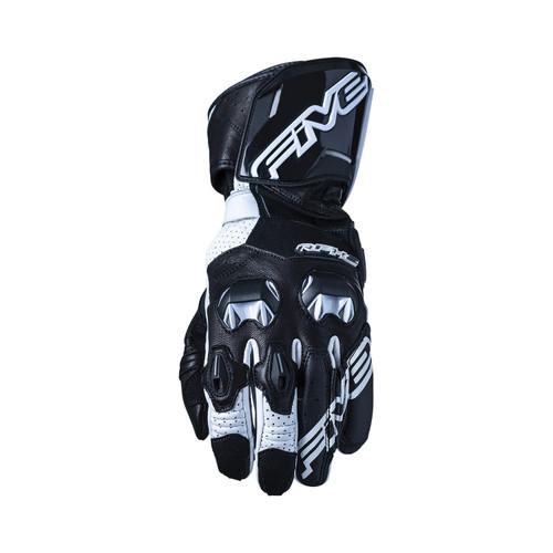 Five RFX2.20 Adult Gloves Black/White
