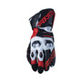 Five RFX2.20 Adult Gloves Black/Red