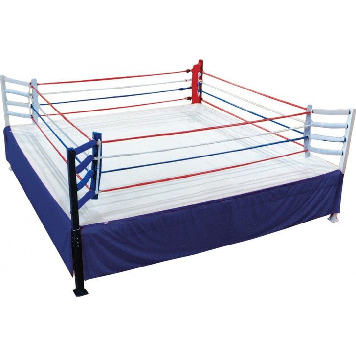 PROLAST Classic Elevated Boxing Ring 22' X 22'