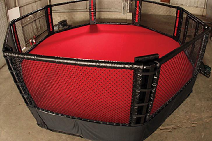 PROLAST® Elevated MMA Cage