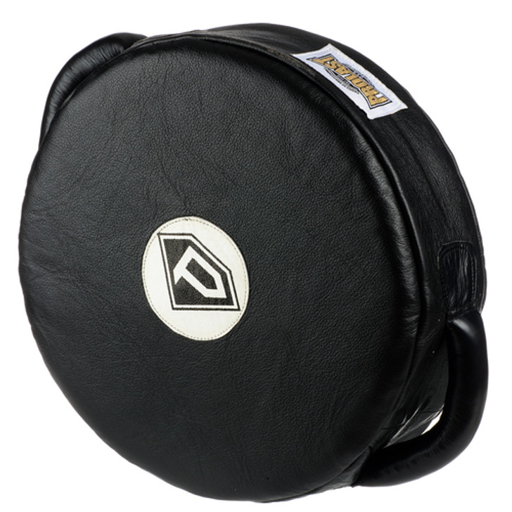 PROLAST ELITE Leather Professional Boxing Round POWER Punch Shield