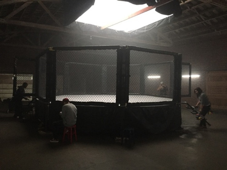 PRO MMA Fighting Ring Daily Rental