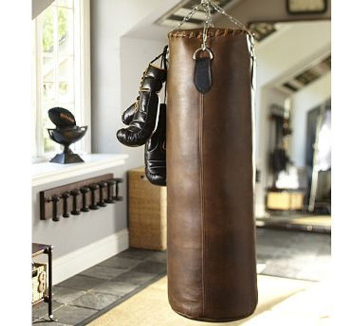 Leather Heavy Bag