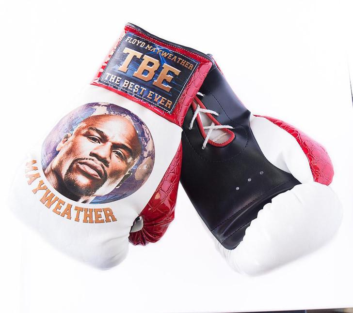 Floyd MONEY Mayweather Custom Boxing Gloves