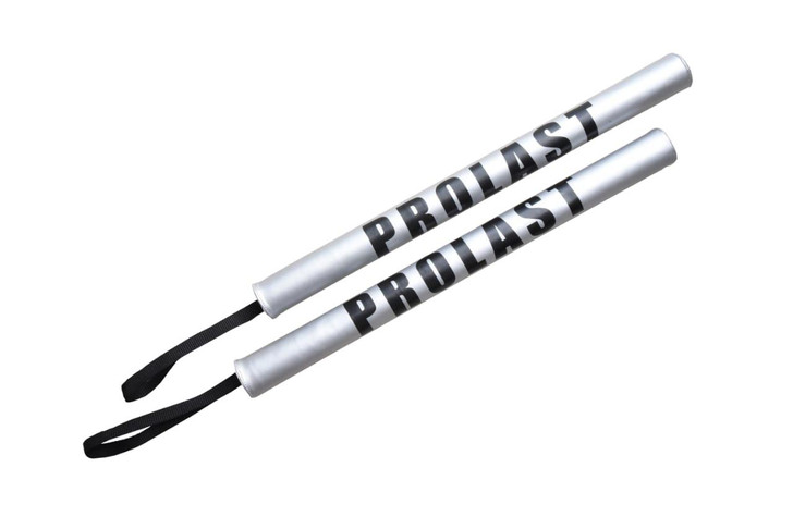 Prolast Boxing Precision Training Noodle Sticks- Combat Striking Sticks for Boxing(2 Pcs)- Silver
