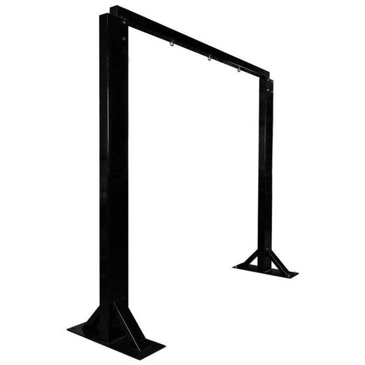 Deluxe Multi-Unit Heavy Bag Wall Stand