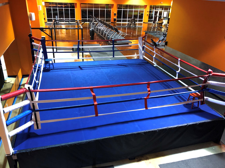 PRO COMBAT Professional Boxing Ring