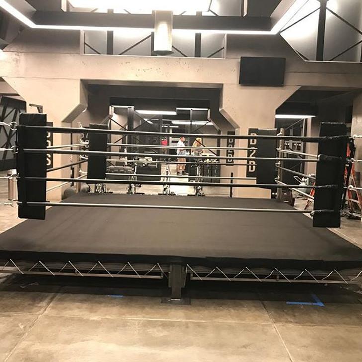 Lowboy Boxing Ring