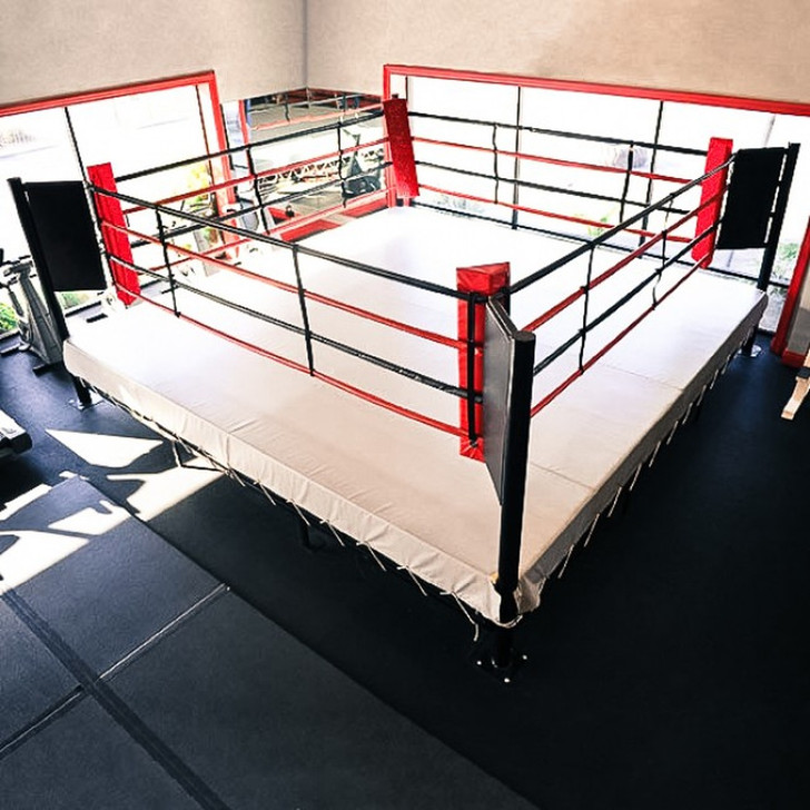 PROLAST Elevated Boxing Ring 18' X 18'
