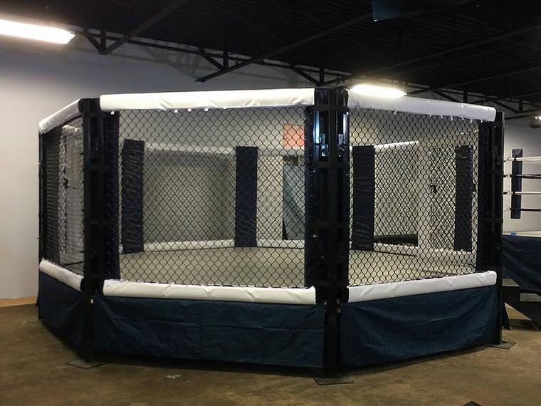 Hexagon MMA Cage