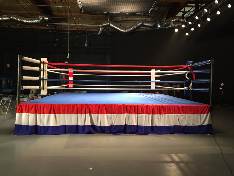 PROLAST Competition Style Gym Boxing Ring