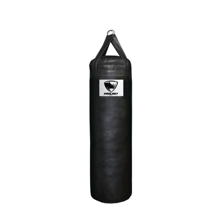 PROLAST 4FT 100LB BOXING HEAVY PUNCHING BAG WITH BOTTOM D-RING