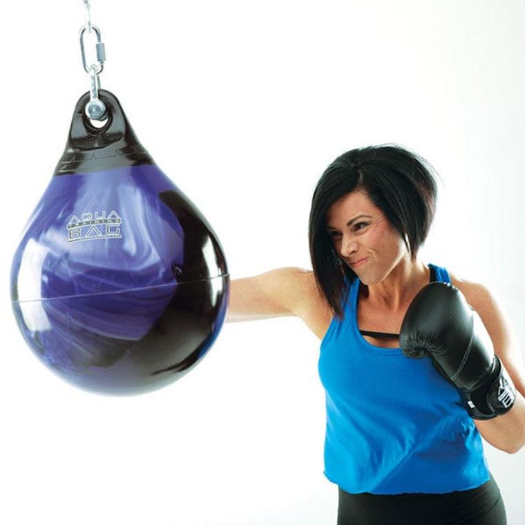 """15"""" 75 lb. Aqua Punching Bag"""