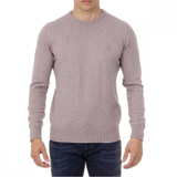 Sweater Long Sleeves Round Neck Pullrus100 Vison