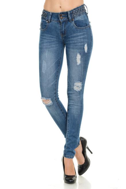 Premium Edition Women's Jeans Style X43-R