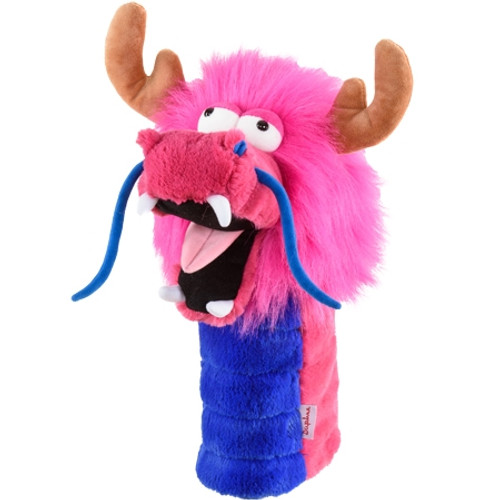 Daphne's Headcovers - Pink Dragon