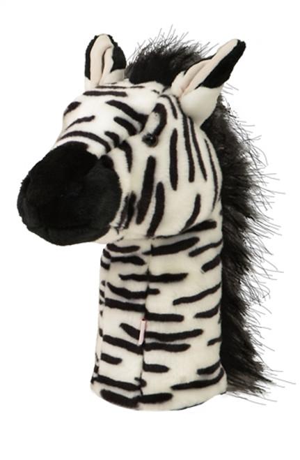 Daphne's Animal Headcovers - Zebra