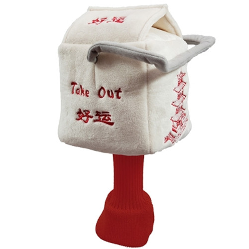 Daphne's Headcovers - Take Out Box