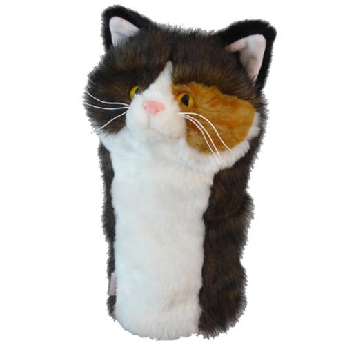 Daphne's Animal Headcovers - Torti Cat
