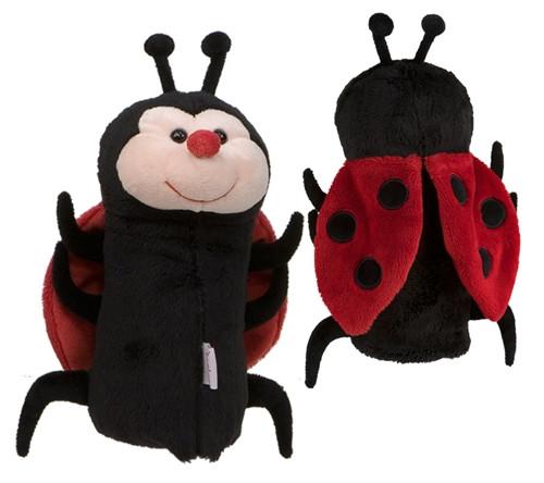 Daphne's Animal Headcovers - Ladybug