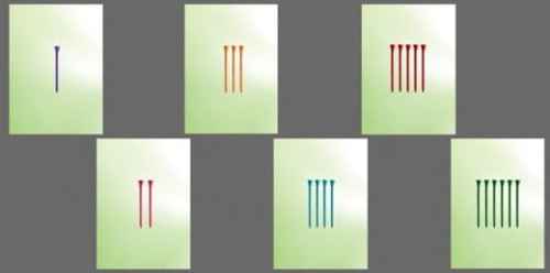 Fore Creative Notecards - 6 pack Golf Cards