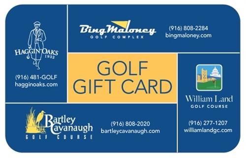William Land Gift Card