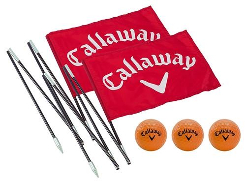 IZZO Golf Callaway Backyard Driving Range Set