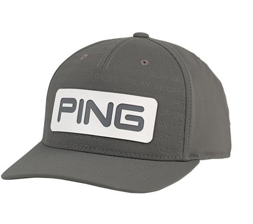 PING Debossed PYB Cap
