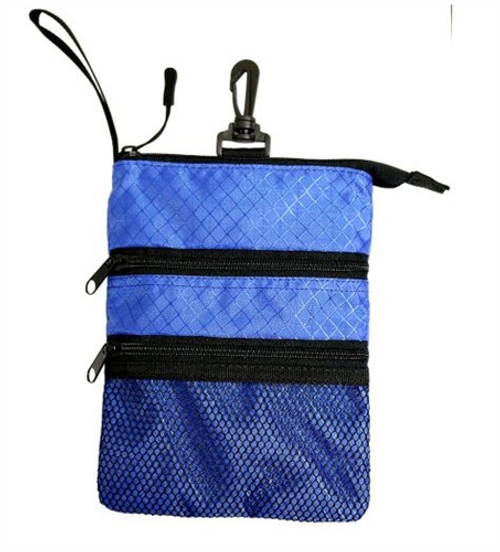 Zippered Caddy Pouch