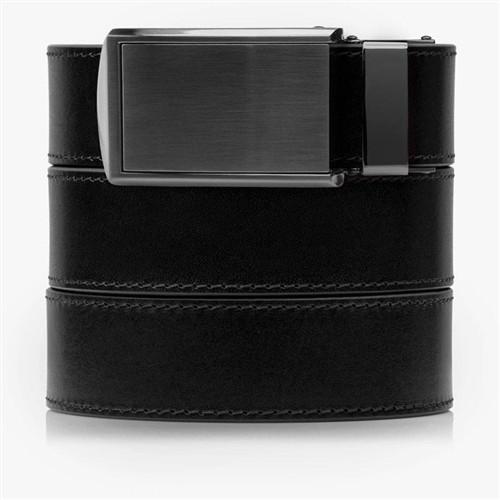 Slidebelts Onyx Premium Full Grain Leather Belts