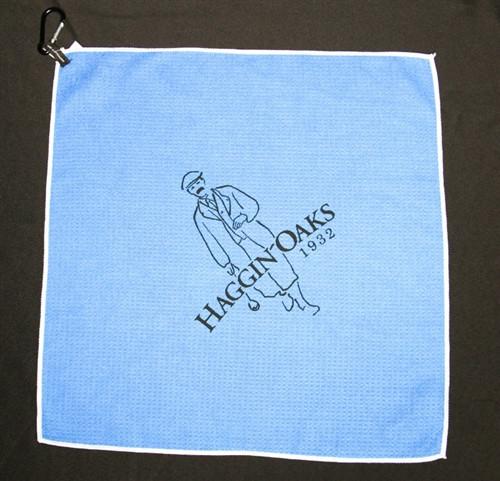 Haggin Oaks Golf Towels