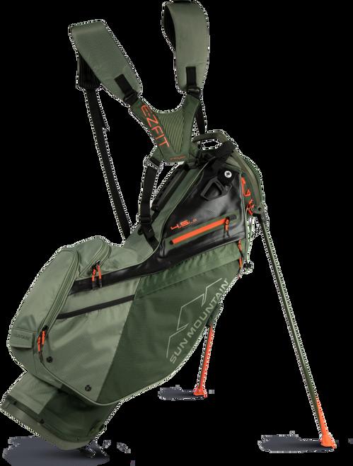 Sun Mountain 4.5 LS 14-Way Stand Golf Bags - 2022