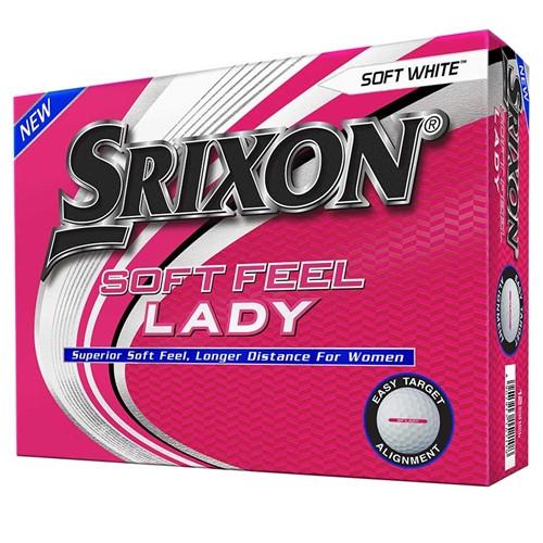 SRIXON Women's Soft Feel Golf Balls