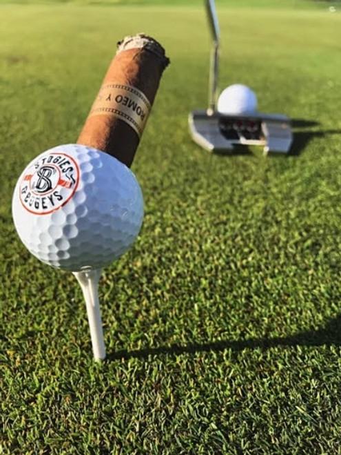 Stogies and Bogeys Cigar Holder