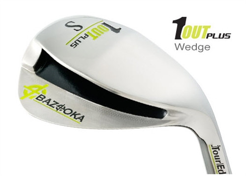 Tour Edge 1 Out Plus Wedge - Steel