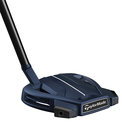 TaylorMade Spider X Navy Single Sightline Putters