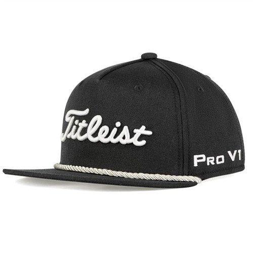 Titleist Junior Tour Rope Flat Bill Hat