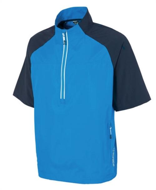 SunIce Men's Winston Short Sleeve Wind Shirt