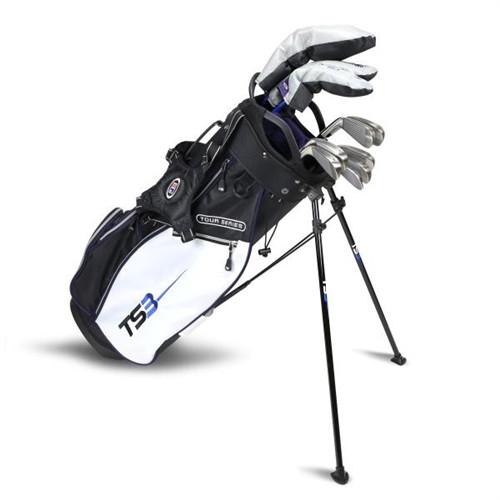 "U.S. Kids Golf TOUR SERIES 54"" Stand Bag 10-Club Sets"