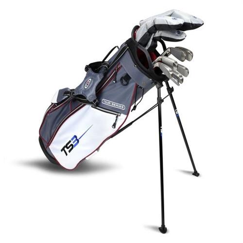 "U.S. Kids Golf TOUR SERIES 60"" Stand Bag 10-Club Sets"