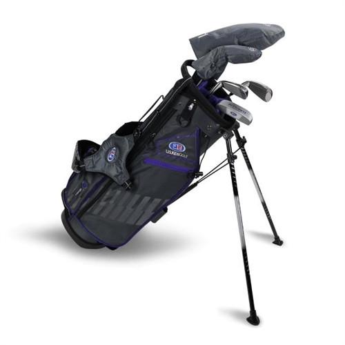 """U.S. Kids Golf Ultralight 54"""" Stand Bag 5-Club Set"""