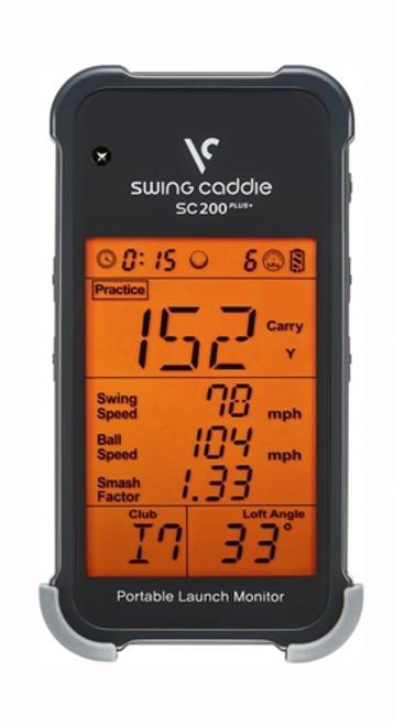 Swing Caddie SC200 Plus Launch Monitor
