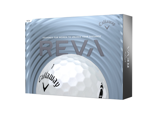 Callaway Women's REVA Golf Balls