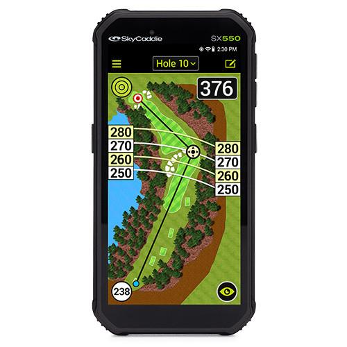 SkyGolf SkyCaddie SX550 GPS