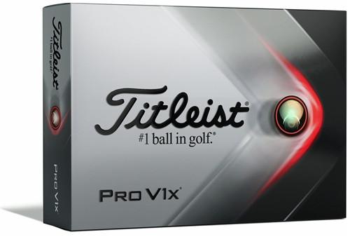 Titleist Pro V1x Special #9 Golf Balls