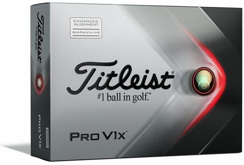 Titleist Pro V1x Enhanced Alignment Golf Balls